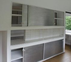 Le Corbusier - Villa Savoye, Poissy (near Paris), France ...Villa Savoye Kitchen