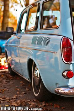 69 squareback Pic by Mikey Arnold Volkswagen Germany, Volkswagen Type 3, Carros Vw, Vw Variant, Vw Fox, Vw Classic, Station Wagon, Vw Beetles, My Ride