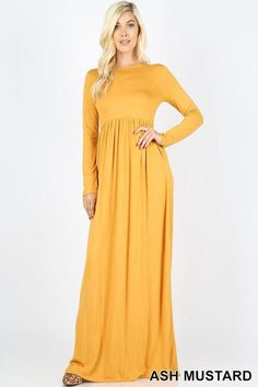 941055a8ed3 What s Up Buttercup Maxi Dress in 2019