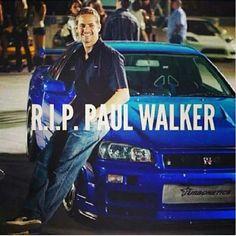 R. I. P Paul Walker(1973-2013)