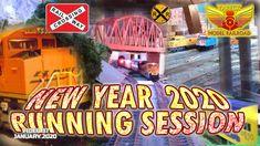 New Year 2020 Running Session New Year 2020, Model Trains, Running, Fun, Keep Running, Why I Run, Hilarious