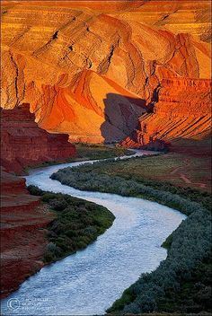 San Juan River Valley