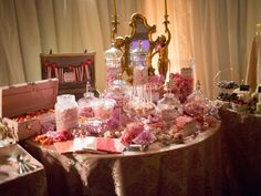 Sweet table | Photography by http://www.alexandreweddings.com/