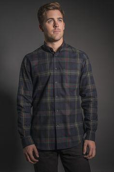 Hunter Green Plaid Flannel
