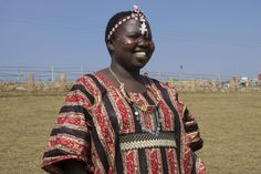Edna Tuwei of the Kivulini Trust for pastoralists in north Kenya. Women are usually charged with most of the manual and agricultural labor. Credit: Copyright 2015 Carla Capalbo