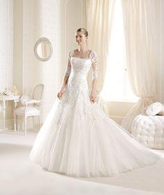 La Sposa apresenta o vestido de noiva Igarza da Coleção Glamour 2014. | La Sposa
