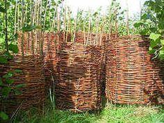 structures saule de jardin - conteneurs de tas de compost - composteurs