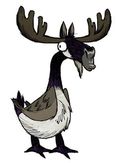 Don't Starve - Moose/Goose