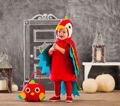 Papagei Kostüm für Kinder - Fasching ist bunt!