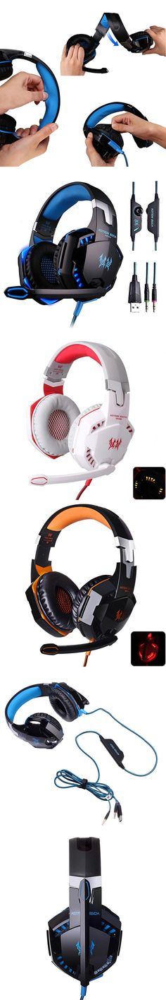 Computer Stereo Gaming Cuffie Anti-rumore Dazzle Luci Stereo Pro Gaming Headset Per PC Gamer Cuffie Con MICROFONO Led PC Gamer