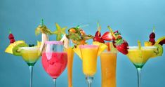 Summer Drinks By The Calories - Betches Love This