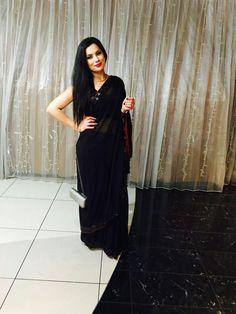 Black saree                                                                                                                                                     More
