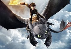 How To Train Your Dragon 2 Trailer. Holy crap I'm crying. Like no joke tears are being shed. I love the first movie so much and I can't wait for the second one.