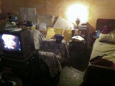 quentin crisp apartment - Google Search