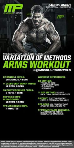 Arm  Workout | Posted by: NewHowtoLoseBellyFat.com