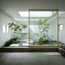 *shower *indoor garden