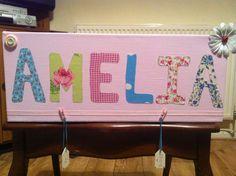 Amelia canvas.