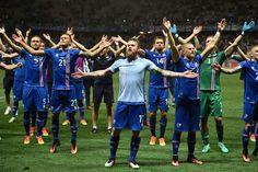 Iceland pulls off huge upset vs. England at Euro 2016   Yardbarker.com