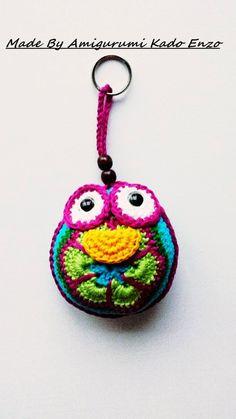 Bekijk dit items in mijn Etsy shop https://www.etsy.com/nl/listing/246692679/uiltje-liesje-sleutelhanger
