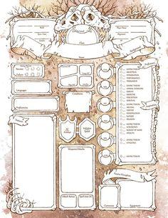 Boneyard Character Sheets - D&D Rpg Character Sheet, Character Sheet Template, Pathfinder Character Sheet, Character Concept, Dungeons And Dragons Characters, D&d Dungeons And Dragons, D D Characters, Character Design Challenge, Fantasy Character Design