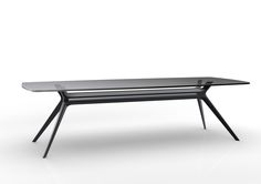 THOMAS POQUET STUDIO - SOUL COLLECTION - DINING TABLE 02