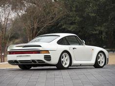 1985 Porsche 959 Prototype (one of ~ ten surviving Type 959 prototypes)
