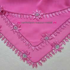 İğne Oyası Rüzgar Gülü Yapılışı Embroidery, Herbs, Hand Crafts, Lace, Flowers, Needlework, Drawn Thread, Stitch, Stitches