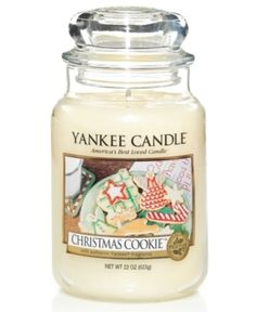 Christmas Cookie by Yankee Candle