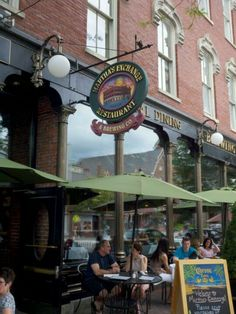 Martha's Exchange Restaurant and Brewing Co. in Nashua, NH