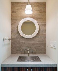 Powder Room - Sutro Architects