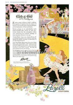 Vintage Perfume Label Image No. 04795 , Printable Digital Image File - elementologie, Vintage Market And Design
