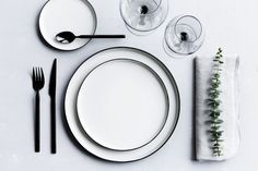 SS 2015 from Broste – black cutlery