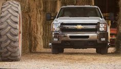 2012 Chevy Silverado | Pickup Trucks | Chevrolet