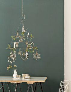 [Deco] Metal y madera para decorar una navidad industrial: Christmas Spirit
