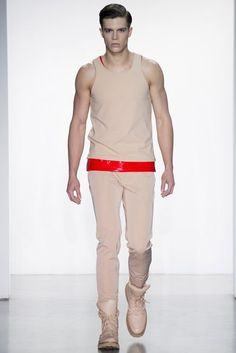 Calvin Klein Collection Spring/Summer 2015 Menswear Collection | British Vogue