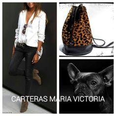 Cartera Love  Cuero  Vacuno Fan page Carteras Maria Victoria