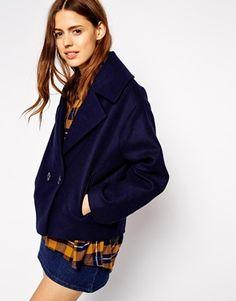 ASOS Jacket in Cocoon Fit