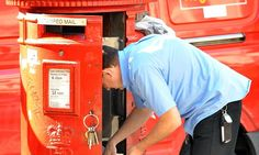 Post boxes to be emptied before 3pm every day as Royal Mail cuts costs (story Aug 2014)