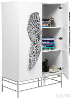 Dresser Showtime Wings  KARE - Der absolute Wohnsinn - Möbel, Leuchten, Wohnaccessoires und Geschenkartikel