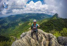 I'm on top of the world! 1k plus masl  inita oi!  #mtmauyog #cebu #iluvcebu #nature #mountains