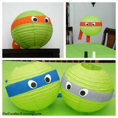 Definitely making these. Friggin love tmnt.