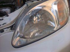 Headlight Restoration in 30 sec flat!!!