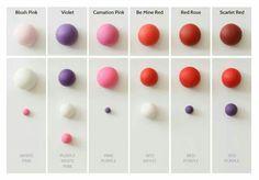 Fondant colors 1