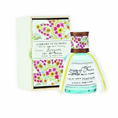Library of Flowers Eau de Parfum - Honeycomb * Details can be found by clicking on the image. (This is an Amazon Affiliate link and I receive a commission for the sales)