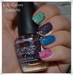 L.A. Colors Confetti