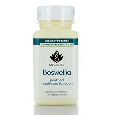 Savesta Boswellia for Joint & Respiratory Functions