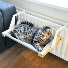 Diy Cat Hammock Bed Make Beds
