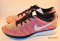 "Nike Flyknit Trainer ""Multi-Color"" – Summer 2013 Sample"