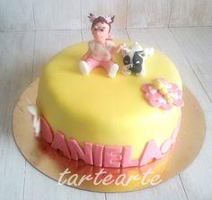 tartearte: tartas fondant Birthday Cake, Desserts, Food, Fondant Cakes, Tortilla Pie, Deserts, Tailgate Desserts, Birthday Cakes, Essen