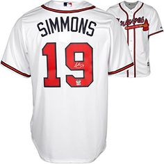 Compare prices on Atlanta Braves Autographed Jerseys from top sports  memorabilia retailers. Save money when buying signed and autographed jerseys . e125f7af6